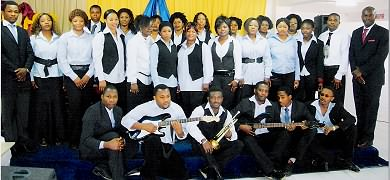 Shalom choir of Christ Kingdom Victory Church in Palma Mallorca